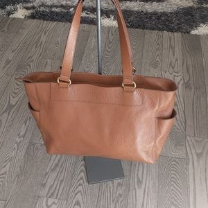 Genuine leather bag by Fossil 🌸🍀🍀